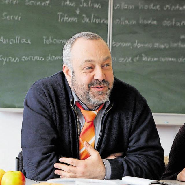 Pete Allmann OStD